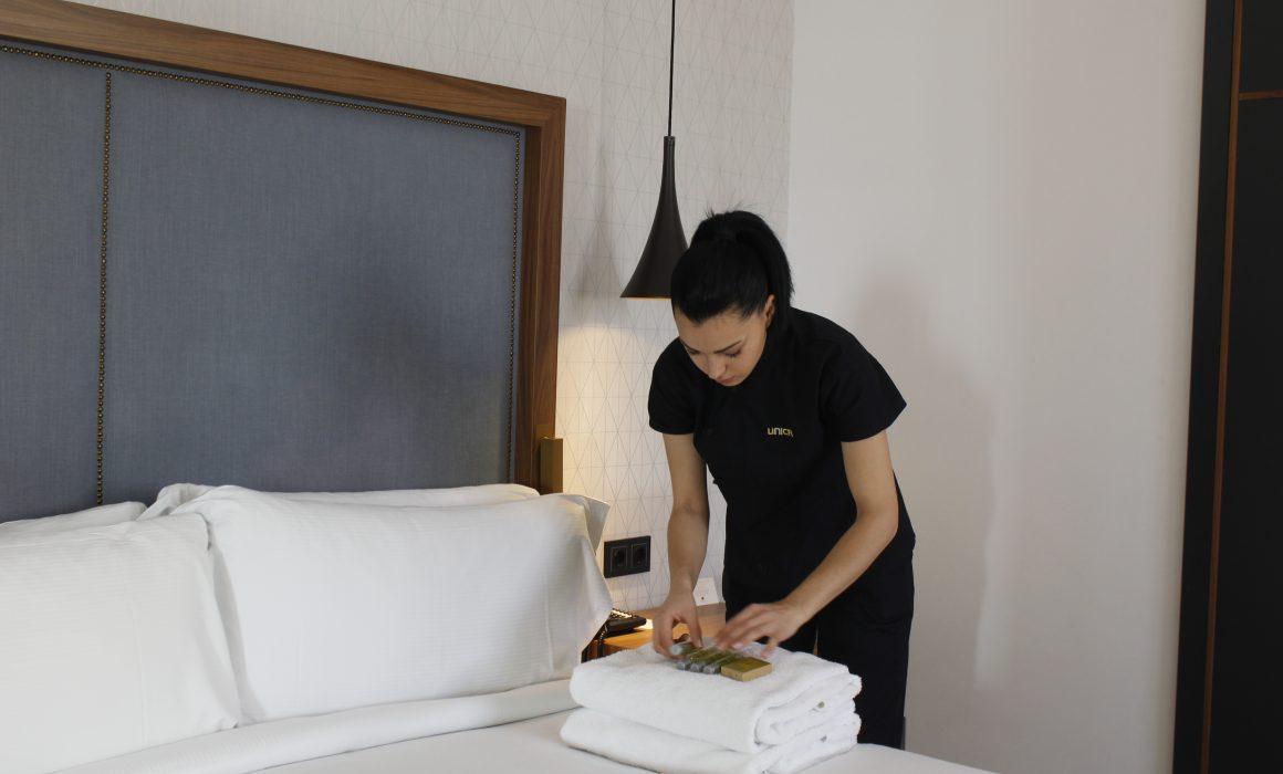 Outsourcing hotelero