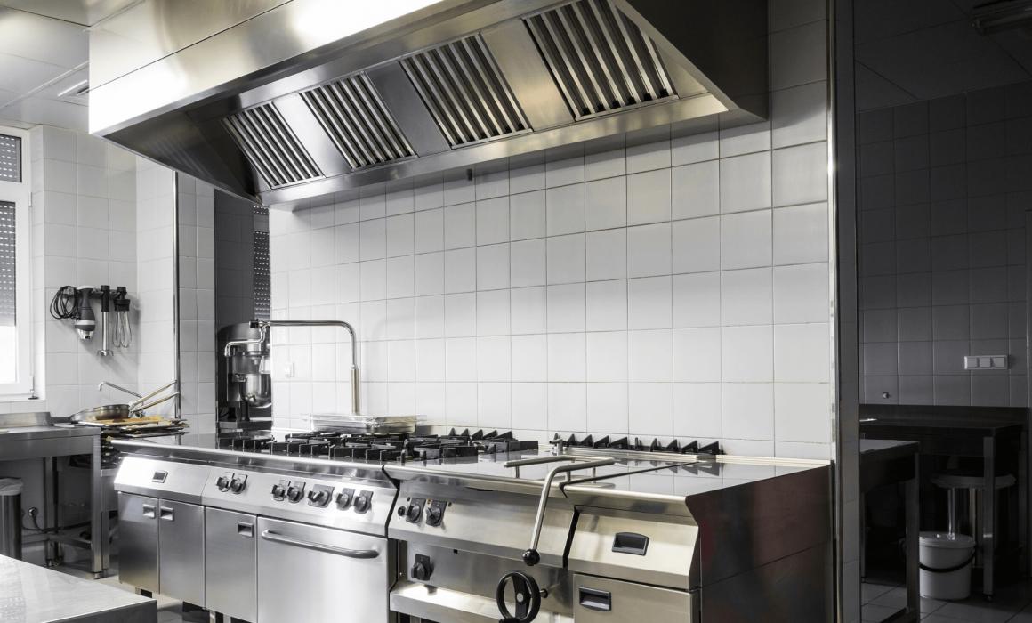 limpieza sistema extracción de cocinas